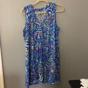 Lilly Pulitzer Amina dress L